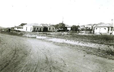 Praça Central de Campos Altos - Década de 30 - Copia.jpg