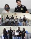 Câmara Municipal outorga Moção Honrosa à Policia Militar e Policia Civil de Campos Altos